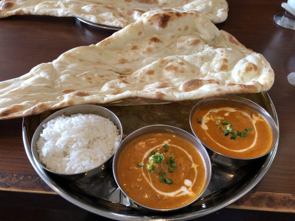 【インド料理ジョティ】本格的なカレーが食べられるお店 Bランチその2