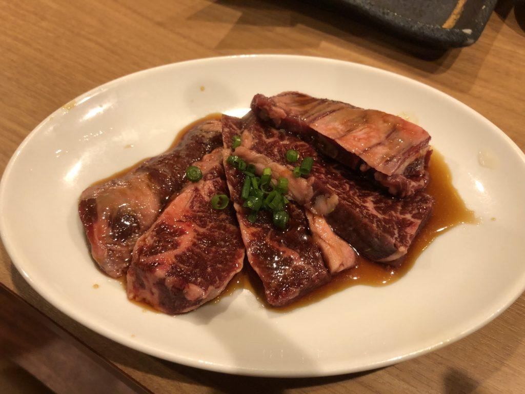 【焼肉山河】コストパフォーマンスも味も最強の焼き肉屋【北浦和】 ハラミ醤油