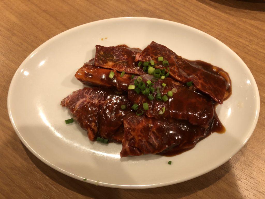 【焼肉山河】コストパフォーマンスも味も最強の焼き肉屋【北浦和】 ハラミ味噌