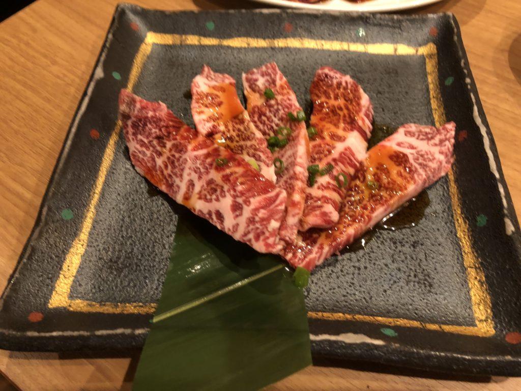 【焼肉山河】コストパフォーマンスも味も最強の焼き肉屋【北浦和】 上カルビ